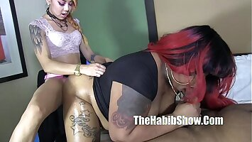 phat contraband bbw ms giggles banged by lil asian and bbc